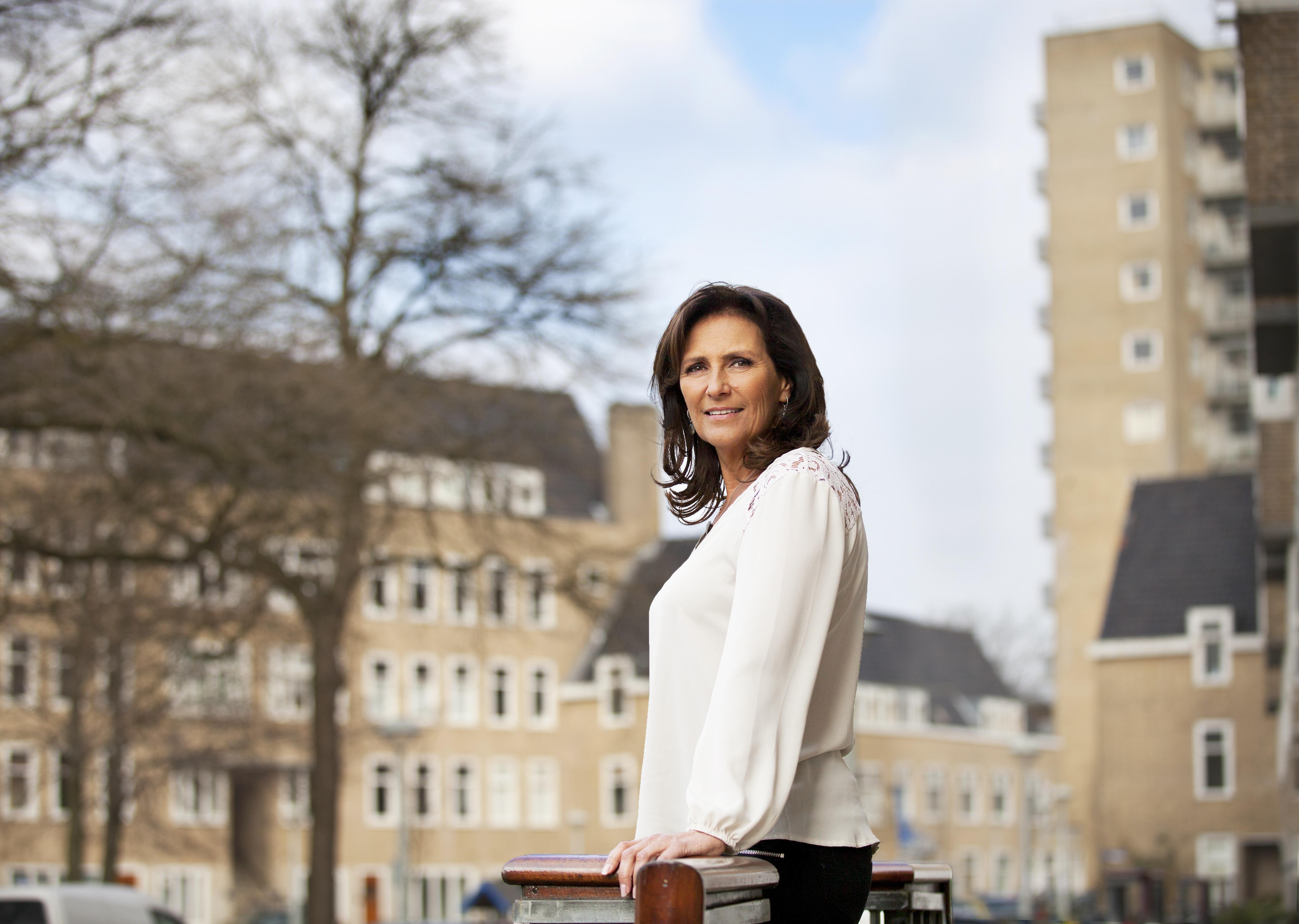 Interview Astrid Joosten over de dood van haar geliefde