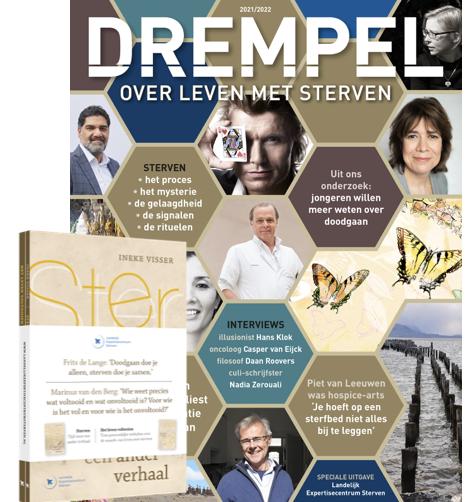 <h2>Bestel DREMPEL magazine</h2>