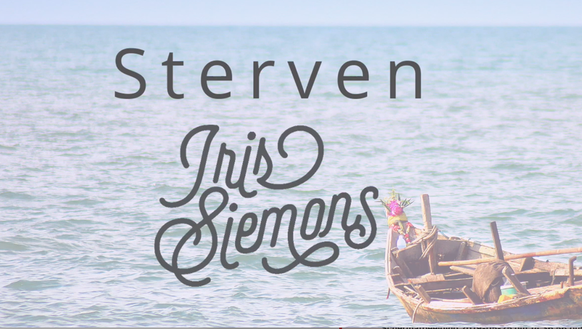 Sterven – Lied van Iris Siemons