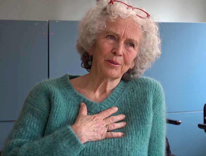 Interview met Kea Fogelberg